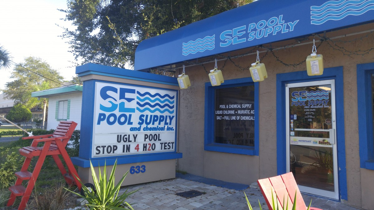 se pool supply and chemical